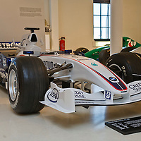 BMW-Sauber F1 .07. Taken at the Prototyp Museum in Hamburg December 2011