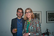 JOHN RAFMAN; BRETT ROGERS TPG Contemporaries Party. Photographers' Gallery. Ramillies St. London. 19 June 2013