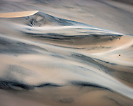 Life on Mars - Eureka Dunes, Death Valley National Park, California