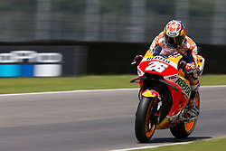 June 2, 2018 - Mugello, FI, Italy - Daniel Pedrosa of Repsol Honda Team during the qualifying  of the Oakley Grand Prix of Italy, at International  Circuit of Mugello, on June 2, 2018 in Mugello, Italy  (Credit Image: © Danilo Di Giovanni/NurPhoto via ZUMA Press)
