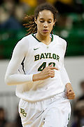 WACO, TX - DECEMBER 12:  Brittney Griner #42 of the Baylor University Bears runs down court after a made basket against the Oral Roberts University Golden Eagles on December 12, 2012 at the Ferrell Center in Waco, Texas.  (Photo by Cooper Neill/Getty Images) *** Local Caption *** Brittney Griner