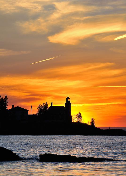 Eagle Harbor, Michigan's Upper Peninsula