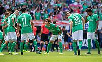 Fussball, Internationales Freundschaftsspiel, Saison 2019/2020,  SV Werder Bremen - FC Everton: Yuya Osako (Mitte, SV Werder Bremen)