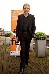 2016 Edinburgh International Film Festival, Alex Kapranos (Musician) during the WORLD PREMIERE (DOCUMENTARY) LOST IN FRANCE, The Apex Hotel Grassmarket, Edinburgh16th June 2016, (c) Brian Anderson | Edinburgh Elite media