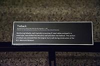 9/11 Memorial Museum NYC.  ©2018 Karen Bobotas Photographer