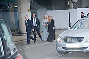 TIMOTHY TAYLOR; JAMES SEYMOUR; LADY HELEN TAYLOR; ANYA HINDMARCH, Ark- Absolute Return for Kids. Fundraiser at Waterloo Euroster terminal. London. 13 May 2010. -DO NOT ARCHIVE-© Copyright Photograph by Dafydd Jones. 248 Clapham Rd. London SW9 0PZ. Tel 0207 820 0771. www.dafjones.com.