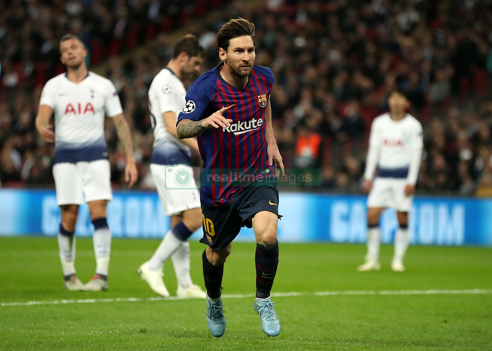 صور مباراة : توتنهام - برشلونة 2-4 ( 03-10-2018 )  38928647