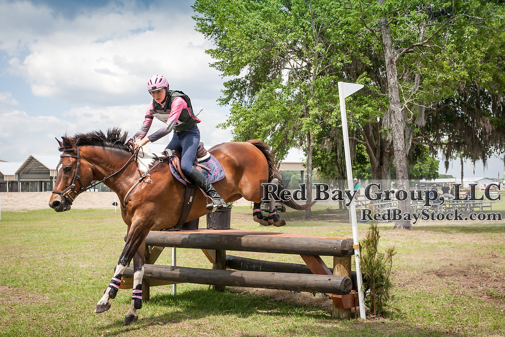 Mikayla Kearney and Bold Invitation at the Ocala International in Ocala, Florida.