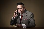 Albert Pena for Crain's Cleveland Business 40 under 40 on Wednesday, Nov. 8, 2017.