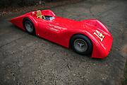 1955 Keck Streamliner (replica)