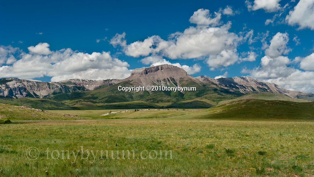 , russel country, montana, usa, russell