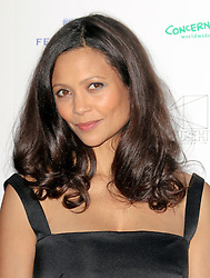 © Licensed to London News Pictures. 08/04/2014, UK. Thandie Newton; Labour MP for Streatham, Half of a Yellow Sun Film Premiere, Odeon Streatham, London UK, 08 April 2014. Photo credit : Richard Goldschmidt/Piqtured/LNP