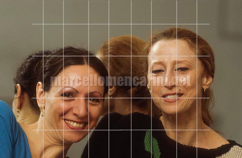 Rome Opera House, 1984. Ballet dancers Margherita Parrilla and Maia Plissetskaia / Teatro del'Opera di Roma, 1984. Le ballerine Margherita Parrilla e Maia Plissetskaja - © Marcello Mencarini