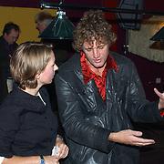 Winterpresentatie BNN, Jeroen Pauw in gesprek