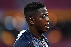 December 17, 2017 - Brisbane, QUEENSLAND, AUSTRALIA - Leroy George of Melbourne Victory (41) looks on during the round eleven Hyundai A-League match between the Brisbane Roar and the Melbourne Victory at Suncorp Stadium on Sunday, December 17, 2017 in Brisbane, Australia. (Credit Image: © Albert Perez via ZUMA Wire)