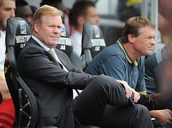 Southampton Manager, Ronald Koeman - Photo mandatory by-line: Alex James/JMP - Mobile: 07966 386802 20/09/2014 - SPORT - FOOTBALL - Swansea - Liberty Stadium - Swansea City v Southampton  - Barclays Premier League