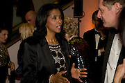 ZEINAB BADAWI, National Portrait Gallery fundraising Gala in aid of its Education programme, National Portrait Gallery. London. 3 March 2009 *** Local Caption *** -DO NOT ARCHIVE-© Copyright Photograph by Dafydd Jones. 248 Clapham Rd. London SW9 0PZ. Tel 0207 820 0771. www.dafjones.com.<br /> ZEINAB BADAWI, National Portrait Gallery fundraising Gala in aid of its Education programme, National Portrait Gallery. London. 3 March 2009