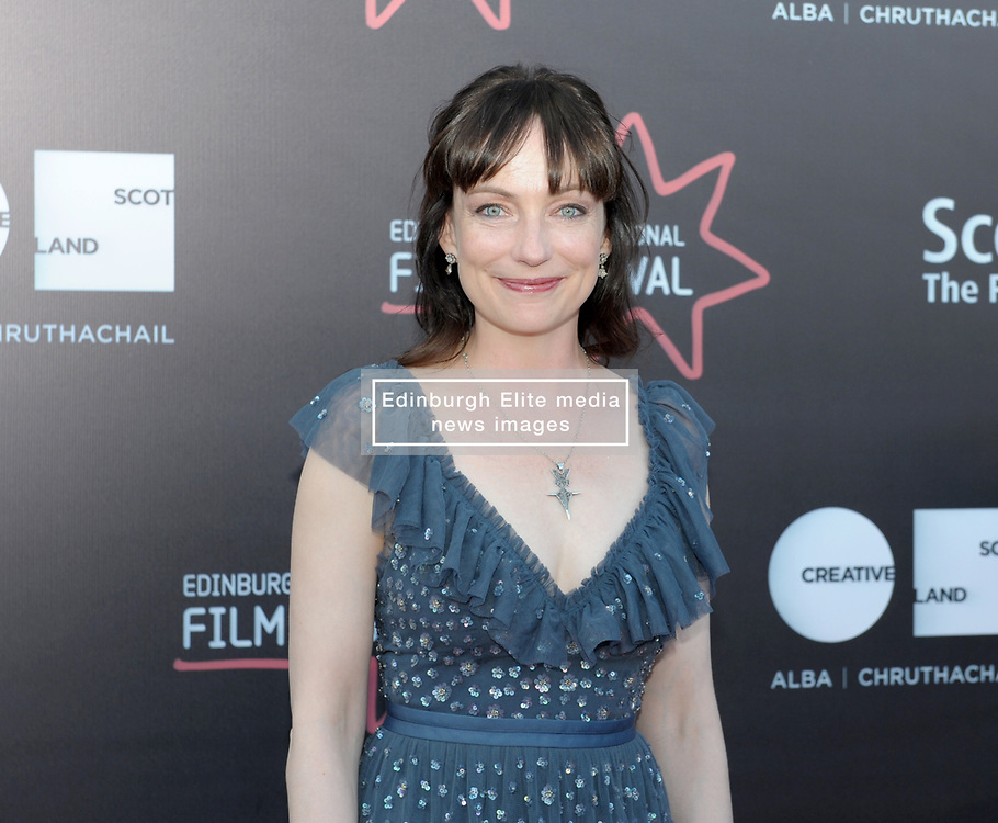 Edinburgh International Film Festival, Thursday, 21st June 2018<br /> <br /> THE SECRET OF MARROWBONE (UK PREMIERE)<br /> <br /> Pictured: Nicola Harrison<br /> <br /> (c) Aimee Todd | Edinburgh Elite media