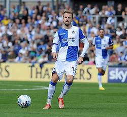 Chris Lines of Bristol Rovers - Mandatory by-line: Neil Brookman/JMP - 12/08/2017 - FOOTBALL - Memorial Stadium - Bristol, England - Bristol Rovers v Peterborough United - Sky Bet League One