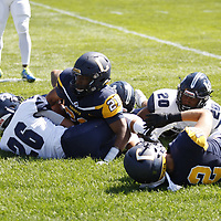 Football: Carleton vs. Lawrence<br /> Final: Carleton 44, Lawrence 23
