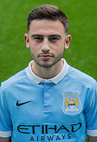 Manchester City's Patrick Roberts