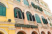 Starbucks Senado Square Macau.
