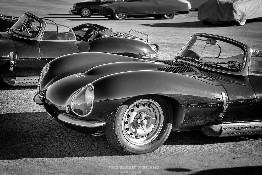 D-Type Jaguar.