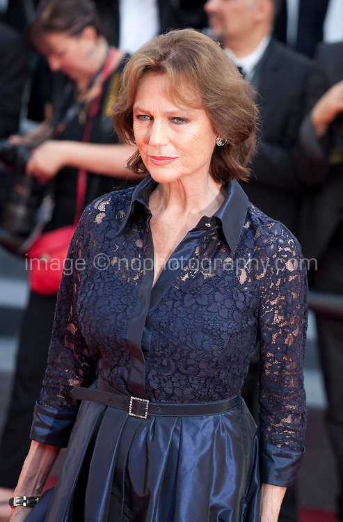 Actress Jacqueline Bisset at Based on a True Story (D'apres Une Histoire Vraie) gala screening at the 70th Cannes Film Festival Saturday 27th May 2017, Cannes, France. Photo credit: Doreen Kennedy