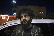 Mohammed ragab 32 ans touâr de la Katiba des héros de Zenten et du liwa du colonel Mohamed madani qui regroupe quatre kataieb 5000 hommes travaille pour le ministère de la défense .