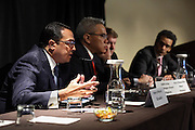 The 7th Global Infrastructure Leadership Forum held at the Sheraton Times Square in New York, February 26-28, 2014.