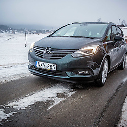 20170112: SLO, Avtomoto - Test of Opel Zafira