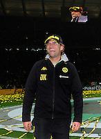 FUSSBALL      DFB POKAL FINALE       SAISON 2011/2012 Borussia Dortmund - FC Bayern Muenchen   12.05.2012 Trainer Juergen Klopp (Borussia Dortmund)