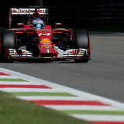 Monza Friday FP1/2