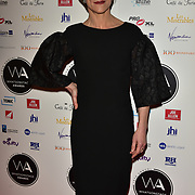 Juliet Stevenson Arriver at the 18th Annual WhatsOnStage Awards 2018 at Prince of Wales Theatre on 25 Feb 2018, London, UK