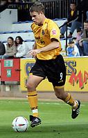 Fotball<br /> Foto: SBI/Digitalsport<br /> NORWAY ONLY<br /> <br /> Cambridge United v Bristol Rovers<br /> Coca-Cola Championship football league two<br /> Abbey Stadium 09/10/2004<br /> <br /> <br /> Cambridge's Daniel Chillingworth