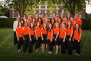 Student Success Leader groups including the Ag 1011 SAMs, CASNR Ambassadors, Career Liaisons.