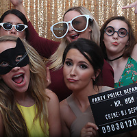 Everett Wedding Photo Booth
