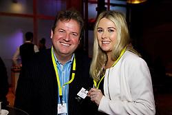 Philip McCabe,Nestle and <br /> Ailis Hickey, Kantar Millward Brown.