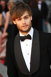 Douglas Booth at the Olivier Awards 2012 at the Royal Opera House in London, 15 th April 2012 Photo by: Chris Joseph / i-Images