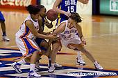 Boise St Basketball W 2007-08 v San Jose St