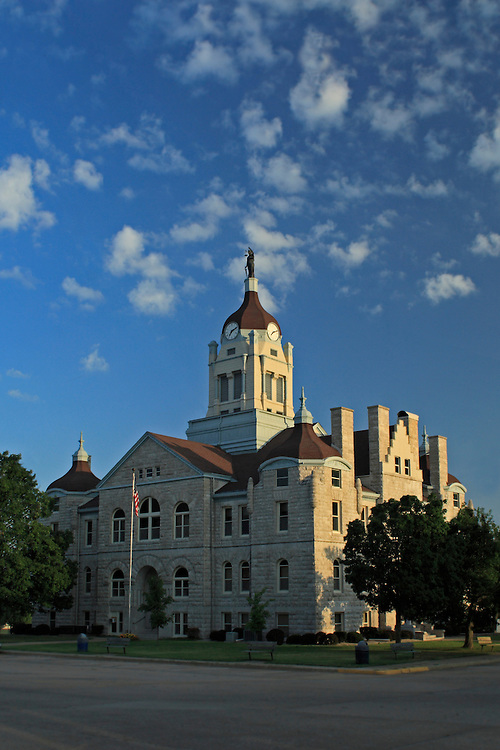 Lawrence County Courthouse, Missouri