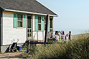 Quaint beach cottage, Truro, Cape Cod, MA, USA
