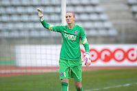 Katarzyna Kiedrzynek  - 20.12.2014 - PSG / Montpellier - 14eme journee de D1<br /> Photo : Andre Ferreira / Icon Sport