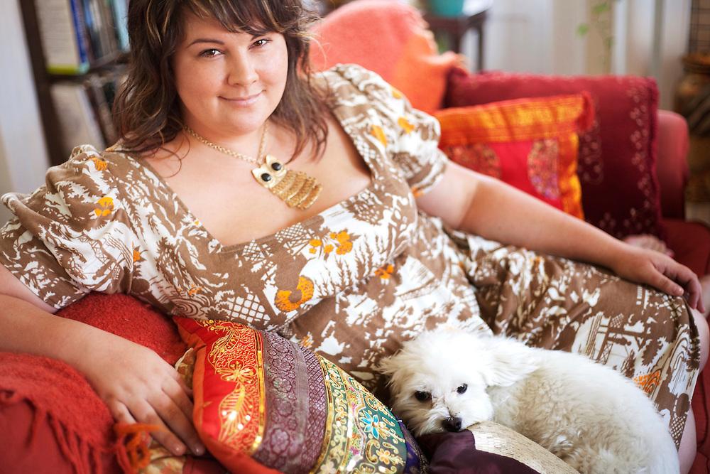 Natalie Ferraro, blogger