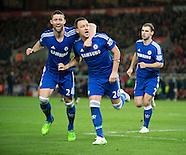 Stoke City v Chelsea 221214