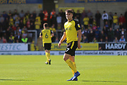 Burton Albion forward Oliver Sarkic (17) during the EFL Sky Bet League 1 match between Burton Albion and Bristol Rovers at the Pirelli Stadium, Burton upon Trent, England on 31 August 2019.
