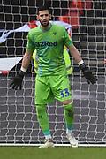 Leeds United goalkeeper Kiko Casilla (33) during the EFL Sky Bet Championship match between Bristol City and Leeds United at Ashton Gate, Bristol, England on 9 March 2019.