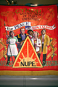 National Union of Public Employees Cymru Wales Division banner ......