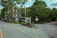 Entering Perkins Cove - Ogunquit, Maine, 2016