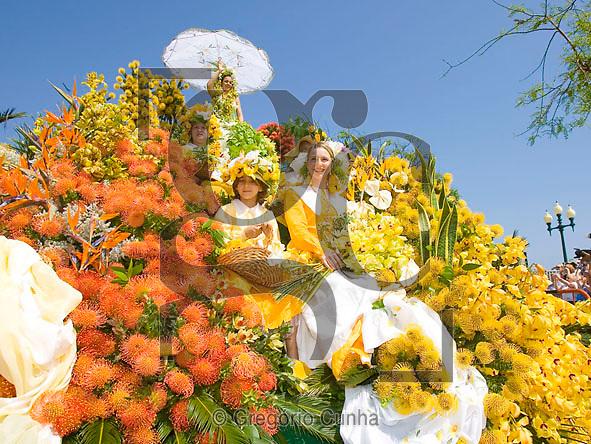CORTEJO FESTA DA FLOR 2007.MADEIRA FLOWER FESTIVAL.FOTO GREGORIO CUNHA.........
